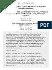 Lourdes Rachel Arias and Louis J. Albero v. Mutual Central Alarm Service, Inc. Norman Rubin Joel Cohen and Raymond Adams, 202 F.3d 553, 2d Cir. (2000)