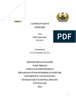 laporan kasus fimosis
