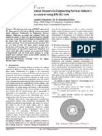 Productivity Improvement Measures in Engineering Services Industry