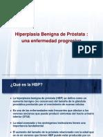 HBP Una Enfermedad Progresiva