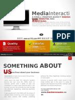 最新web2.0 设计风格的 Ppt模板@Ppt精选