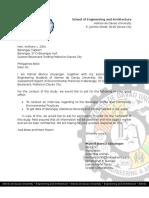 Envi Brgy Profile Letter Request