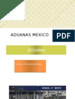 Aduanas Mexico