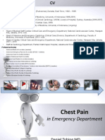 Chest Pain in ED