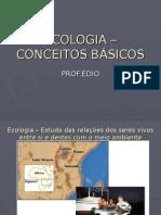Biologia PPT - Botânica - Ecologia Conceitos Basicos