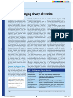 Managing Airway Obstruction