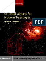 Celestial Objects for Modern Telescopes 0521524199