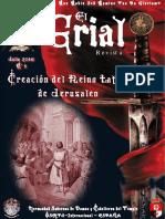 El Grial Julio 2016    La Creaciòn del Reino Latino de Jerusalen