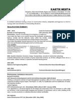 Kartik CV