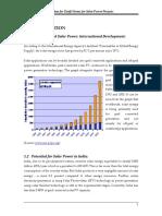 Draft Explanatory Memorandum Solar Power Projects