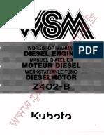 manual reparacion motor ebro kubota