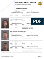 Peoria County Jail Booking Sheet for Aug. 6, 2016