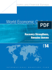 World Economic Outlook - IMF- Apr2014