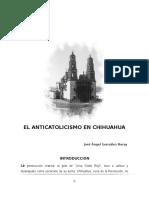 El Conflicto Cristero en Chihuahua