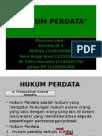 Hukum Perdata Fix