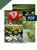 guía de  Botanica