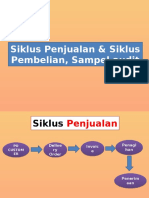 Siklus Transaksi Sampling Audit