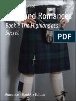Artemis Nightshade Highland Romances