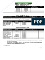 Tvet Exam Results May 20