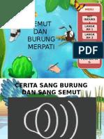 PP Semut & Brg Merpati