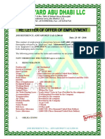 Adyard Abu Dhabi Llc Soft Copy Employment Contract