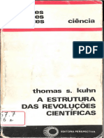 Kuhn Thomas a Estrutura Das Revolucoes Cientificas