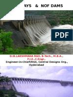 Nac - Spillways and Nof Dams