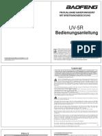 Uv5r Deutsch