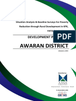 District Profile Awaran