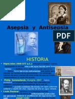 1a. Asepsia y Antisepsia