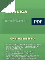 Biologia PPT - Botânica - Histologia Vegetal