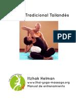 Manual Masaje Tailandes Principiantes