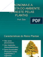 Biologia PPT - Botânica - Taxonomia Vegetal