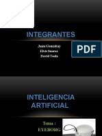 Inteligencia Artifical- Eyeborg