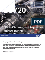 LO720 - QM in Discrete and Repetitive Manufacturing.ppt