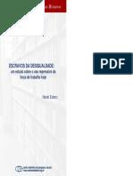 Escravos da desigualdade - Neide Esterci - pdf