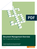 Document manage over Fs