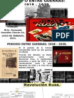 PERIODO ENTRE GUERRAS.pptx