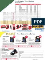 Absaar Battery Chargers Asst Deal 1004