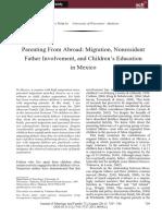 Nobles2011 - Migration, Padres e Hijos en Su Educacion
