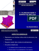 11 Planchas Base