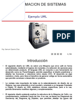 UML Ejemplo
