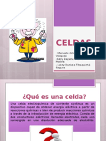 celdas quimica