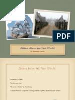 Devlin Colonial Diary