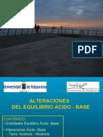 Alteracion Acido Base