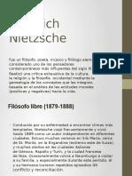 Diapositivas Friedrich Nietzsche