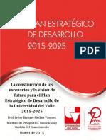 Plan de Desarrollo Perpectivas y Retos