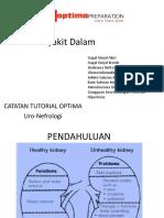 Ilmu Penyakit Dalam Uro Nefrologi