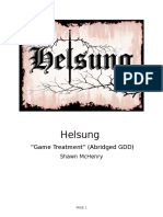 helsung game treatment