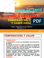 7.-Temperatura, Calor y Gas Ideal